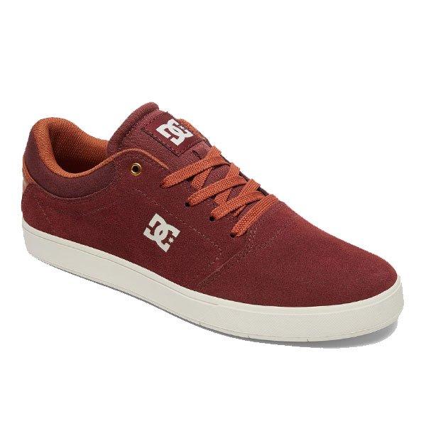 Dc Shoes Crisis Burgundy Tan haka shop