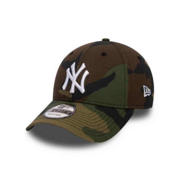 New Era Essential Ny Yankees Camo haka shop