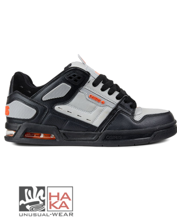 Osiris Peril Light Grey Orange haka shop