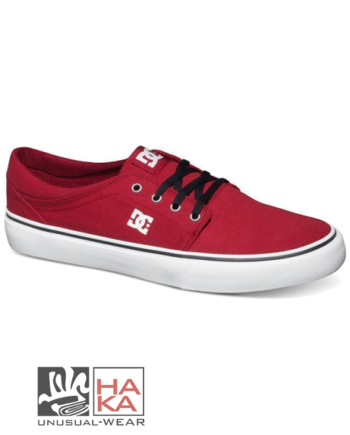 DC SHOES TRASE TX DARK RED haka shop