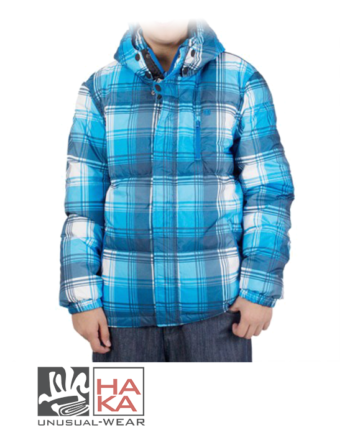DC Shoes Sky Diver Plaid Blue haka shop