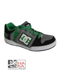 Dc Shoes Turbo 2 Black Green Plaid haka shop