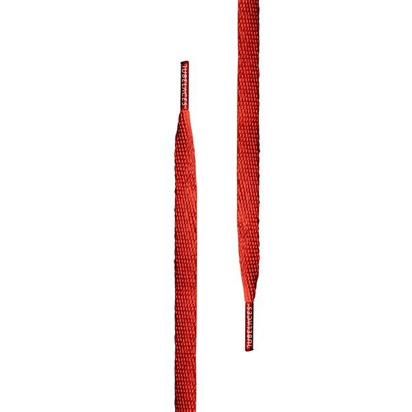 Tubelaces Flat 120 cm Red haka shop