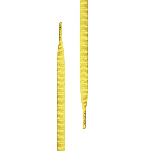 Tubelaces Flat 140 cm Lemon haka shop