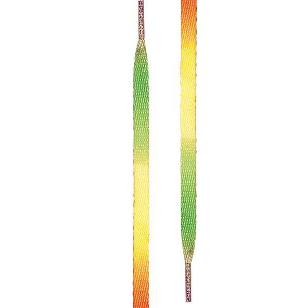 Tubelaces Flat 140 cm Rainbow haka shop