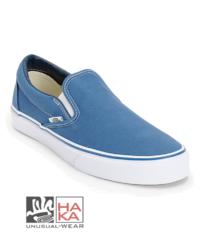 Vans Classic Navy Slip On Skate haka shop