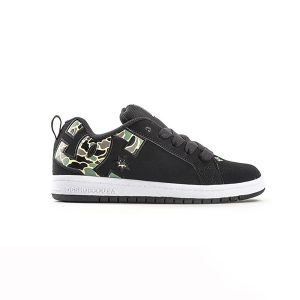 Dc Shoes Court Graffik Se Black Camo haka shop
