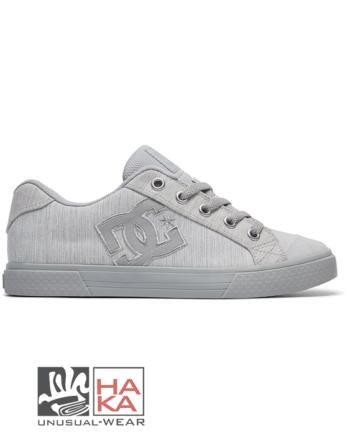 Dc Shoes Chelsea TX SE GREY GREY GREY haka shop