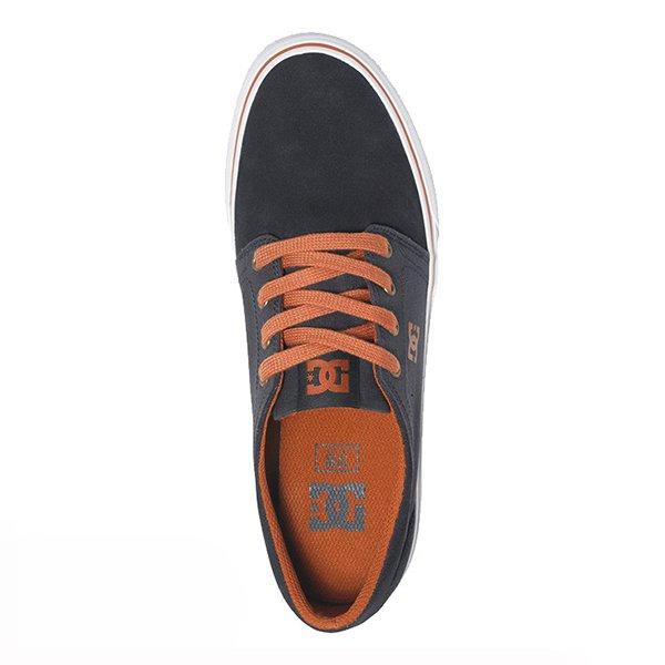 Dc Shoes Trase Sd Blue White Brown haka shop
