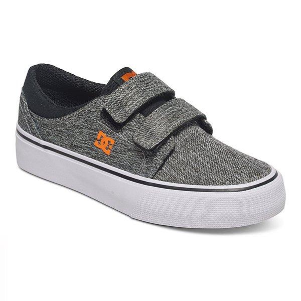 Dc Shoes Trase V Tx Se Black Grey Haka shop