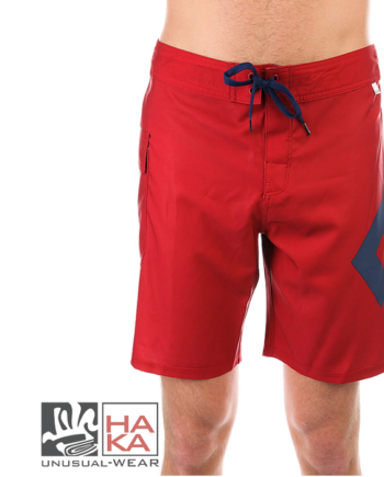 dc shoes Lanai 17 Boardshort red uomo haka shop