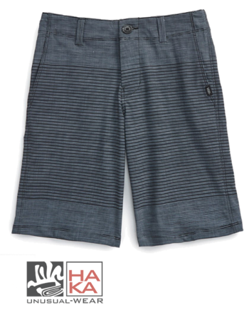 vans shorts gaviota stripe black haka shop