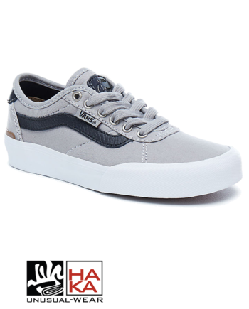 Vans Chima Pro 2 Drizzle Black White haka shop