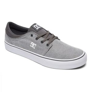 Dc Shoes Trase Tx Se Grey White haka shop