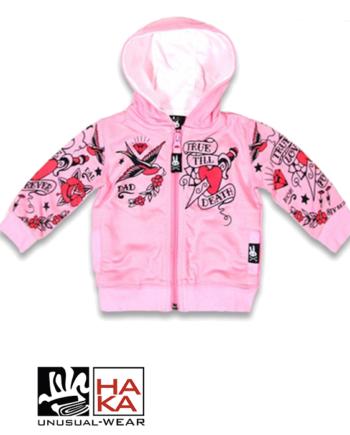 Six Bunnies True Love Forever Pink haka shop