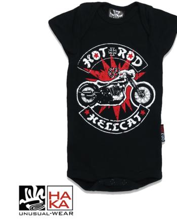 Hotrod Hellcat Bobber Black haka shop