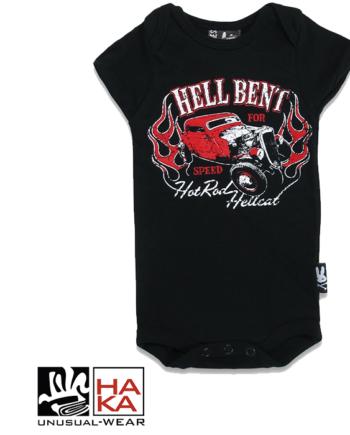 Hotrod Hellcat Hellbent Black haka shop
