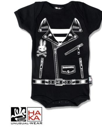 Six Bunnies Rocker Black haka shop