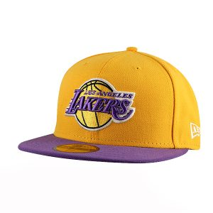 New Era Nba Team Flip Los Angeles Lakers haka shop