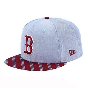 New Era Oxford Prep Boston Red Sox haka shop