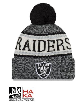 New Era Sideline Bobble Oakland Raiders haka shop