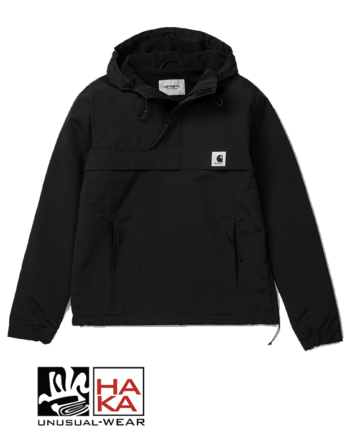 Carhartt Nimbus Pullover Black haka shop