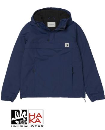 Carhartt Nimbus Pullover Metro Blue haka shop