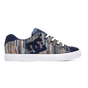 Dc Shoes Chelsea Tx Dark Navy haka shop