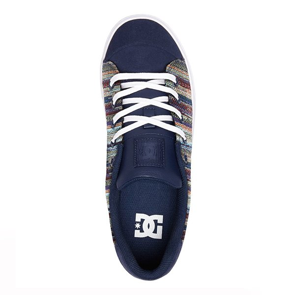 Dc Shoes Chelsea Tx Dark Navy haka shop