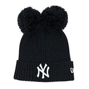 New Era Double Pom Cuff Knit New York Yankees haka shop