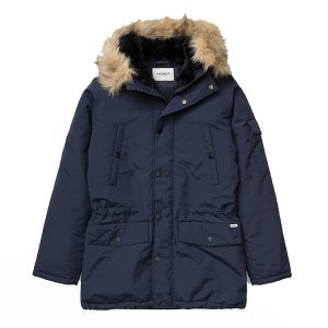 Carhartt Anchorage Dark Navy Black haka shop