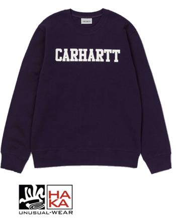 Carhartt Carhartt Sweatshirt Lakers White haka shop