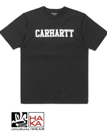 Carhartt College Black White haka shop
