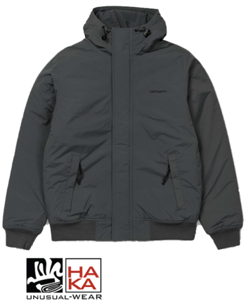 Carhartt Kodiak Blouson Blacksmith Black haka shop