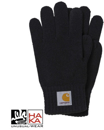 Carhartt Watch Gloves Black haka shop