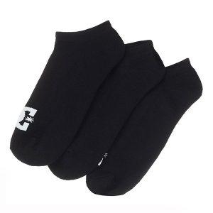 Dc Shoes Ankle Sock Black White haka shop