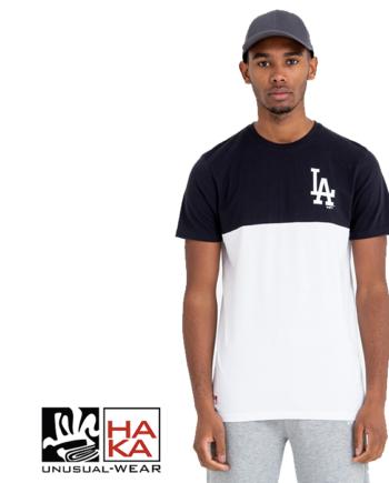 New Era Los Angeles Dodgers White Navy haka shop