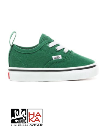 Vans Authentic Elastic Quetzal Green True White haka shop
