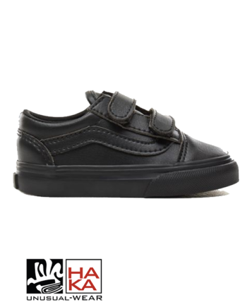 Vans Classic Tumble Old Skool V (Classic Tumble) Black Mono haka shop