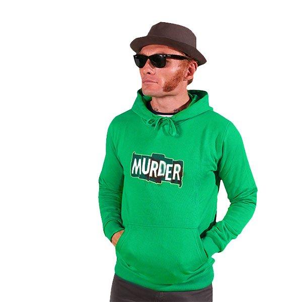Murder Black Flag Green haka shop