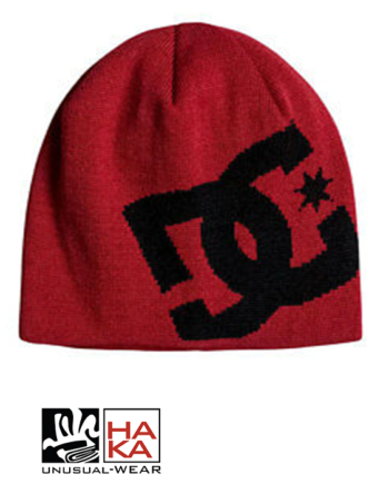 Dc Shoes Big Star Red Black haka sho
