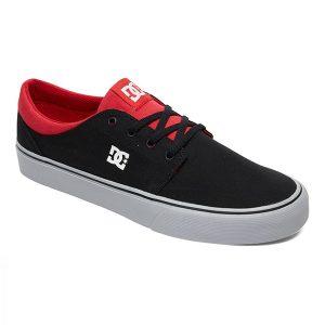 Dc Shoes Trase Tx Black Battleship Athletic Red haka shop