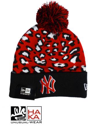 New Era Animal Knit New York Yankees haka shop