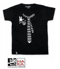 Six Bunnies Little Punk Black haka shop
