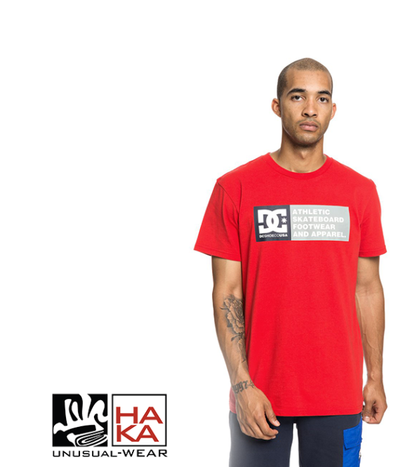 Dc Shoes Vertical Zone Racing Red haka shop