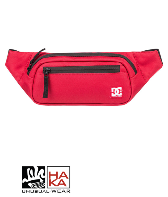 Dc Shoes Zeke Destroyer Bum Bag red haka shop