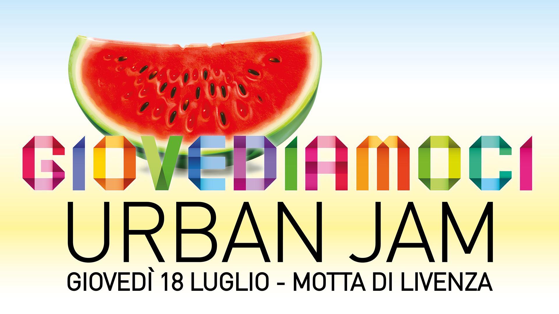 hst live: UrbanJam - giovediamoci 2019