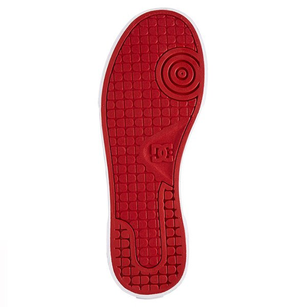 Dc Shoes Chelsea Tx Red White haka shop