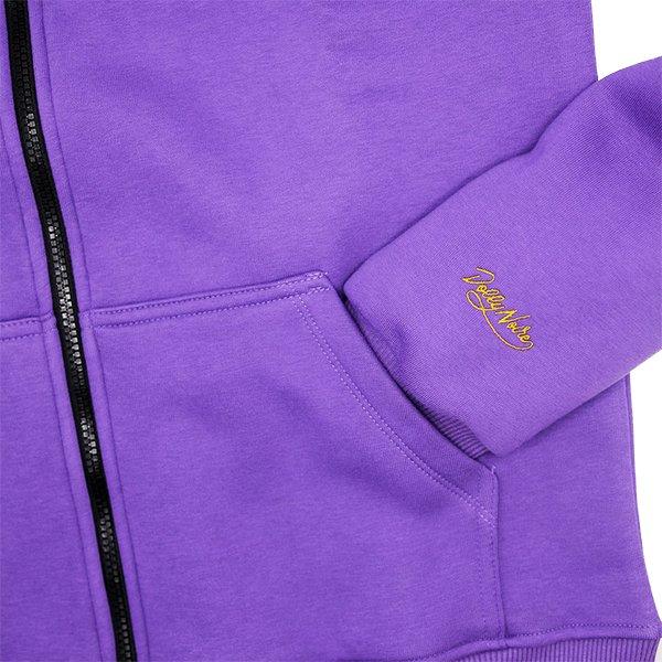 Dolly Noire Logo Purple Yellow haka shop