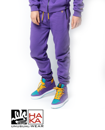 Dolly Noire Sweatpants Purple haka shop